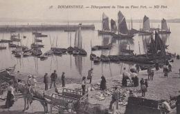DOUARNENEZ  Débarquement Du Thon Au Vieux Port - Douarnenez