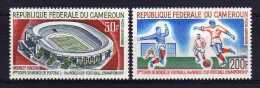 Cameroon - 1966 - Football World Cup Finals - MH - Cameroun (1960-...)