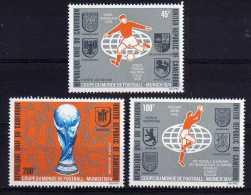 Cameroon - 1974 - World Cup Football Championships - MH - Cameroun (1960-...)