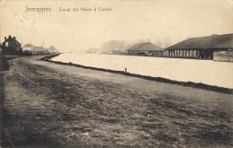 Jemappes, Canal De Mons à Condé, Légèrement Croquée Coin Gauche. - Belgique