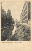 """Gand, Fabrique """" La Lys"""" Nouvelle Promenade, Légèrement Tachée Par Le Cachet Au Verso - Gent"""