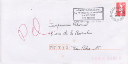 FRANCIA  -  ASNIERES  SUR  SEINE  -   PATTINAGGIO  -  PATINOIRE  OLYMPIQUE - Pattinaggio Artistico