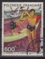 Polynésie - Poste Aérienne  N° 174 Oblitéré - Paul Gauguin - Polinesia Francesa