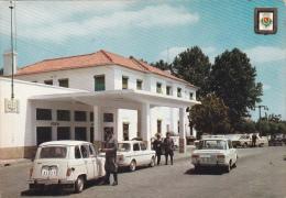 PORTUGAL ELVAS ALFANDEGA DO CAIA OLD CAR  2 SCANS - Portalegre