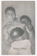 "Black Boxer ""Rosco Toles"" Of Detroit Michigan ,  20-40s - Boxing"