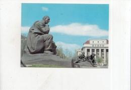 BT13754 Monument Of The Byelorussian National Poet Yakub Kolas  2 Scans - Belarus