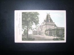 Cartes Format Cpa Collection De La Solution Pautauberge - Châteaux