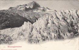 CH - Rhonegletscher - UR Uri