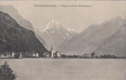 CH - Vierwaldstättersee - Fluelen Une Der Bristenstock - UR Uri