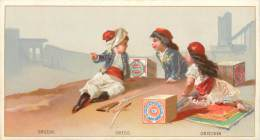 : Réf  FRP-2 13-156 : Huntley & Plamers  Greeks Grecs Griechen - Confectionery & Biscuits