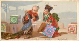: Réf  FRP-2 13-157 : Huntley & Plamers  Chinese Chinois Chinesen - Confectionery & Biscuits