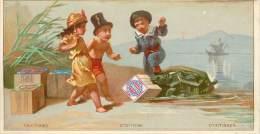 : Réf  FRP-2 13-151 : Huntley & Plamers  Tahitians Otaïtiens Otaïtianer (marge Du Haut Courte) - Confiserie & Biscuits