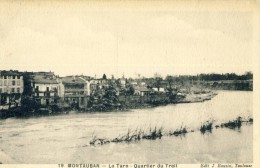 CP, 82, Montauban, Le Tarn - Quartier Du Treil, Vierge - Montauban