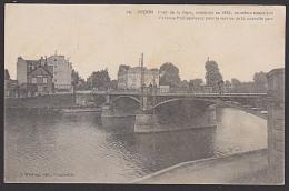 "Sedan Pont De La Gare Constuit 1862 Feldpostkarte 1915 Mit St. ""Aus Militärischen Gründen Verzögert"" - Sedan"