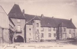 58 PREMERY, L'ancien Chateau, La Cour D'honneur - France