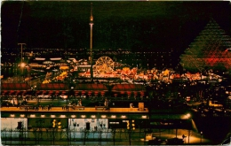 Québec - La Ronde - Montréal - CP Dexter Color  - (voir 2 Scans) - Kirchner, Raphael