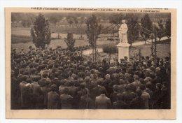 """Caen, Institut Lemonnier, La Villa """"Marcel Guillet"""" à Courseulles, Photo R. Delassalle, Plis - Caen"""