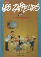 """LES ZAPPEURS  """" SAUCE ZAPPEUR """"  -  ERNST - E.O.  MAI 1997  DUPUIS - Zappeurs, Les"""