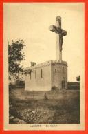 CPA 34 LACOSTE Hérault - Christ (Laroque - Belbezé) (Statue Réalisée Par La Fonderie De Vaucouleurs 55 Meuse) Religion - Monuments