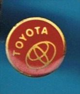 PIN´S.   LOGO TOYOTA - Toyota