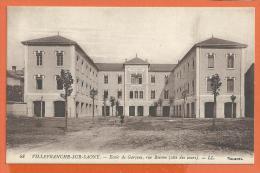 B641, Villefranche-sur-Saône, Ecole De Garçons , Rue Boiron, 48,  Non Circulée - Villefranche-sur-Saone