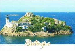 BRETAGNE - Ile LOUET - CARANTEC - Carte Neuve, 2 Scans - Carantec