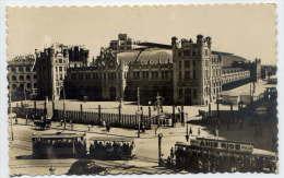 Espagne--VALENCE--Estacion Del Norte (gare Du Nord)--tramways (animation,belle Pub ANIS RIOS) Cpsm 9 X 14 N°36 JDP - Valencia