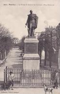PONTIVY La Statue Du Général De Lourmel Place Nationale - Pontivy