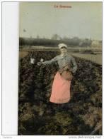 La Semeuse-couleur Vernie - Landbouw