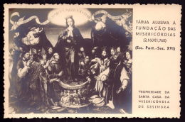Fundação Das Misericordias / SESIMBRA / Setubal / PORTUGAL - Postal Fotografico - Setúbal
