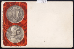 5 Fr. Der Eidgenossisches Schützenfest Luzern 1901 (-888) - Monnaies (représentations)