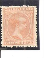 Filipinas - Edifil  100 (MH/*) - Filipinas