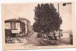 Golfe-Juan - Avenue Des Frères Goustan - Cpsm - France