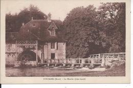 FOURGES - Le Moulin - Fourges