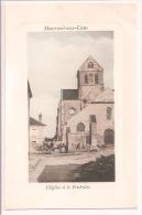 Montreuil Aux Lions - L'Eglise Et Presbytère - Other Municipalities