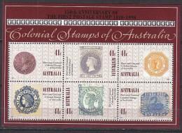 PGL AB214 - AUSTRALIE BF Yv N°12 ** - Blocks & Sheetlets
