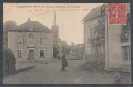 25 - ALLENJOIE - Place De L'Ecole - La Mairie - Le Temple - Parrot 43 - Other Municipalities
