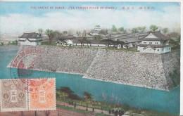 Osaka - ** MAGNIFIQUE Carte  ** Ed Kurimoto  ( 11-07-1915) - Osaka