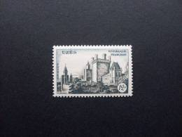N° 1099 NEUF(S)**  CHATEAU D´UZES - Unused Stamps