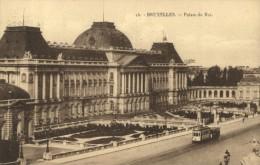 Bruxelles Palais Du Roi - 1923 - Monumenti, Edifici