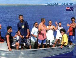 (101) Pacific Ocean - Cook Islands - Nassau Islanders - Cook