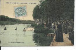 NOGENT SUR SEINE - Jolainville - La Baignade - Nogent-sur-Seine