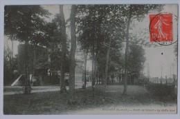 91b19CpaBRUNOYForêt De Sénart - La Vielle Tour  , Octave Liva , Paris - Brunoy