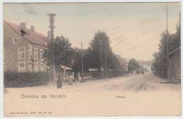 18240g LAITERIE - Entrée Du Village - Heusy - Verviers