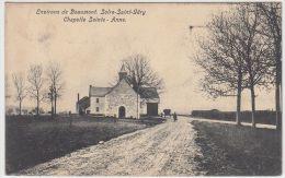 18275g CHAPELLE Sainte - Anne - Solre-Saint-Géry - Chastre