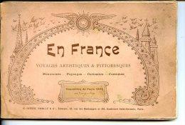 EN FRANCE, VOYAGES ARTISTIQUES & PITTORESQUES, Monuments-Paysages-Curios Itès-Costumes, EXPOSITION ,VRIL 2013  1545 - Aardrijkskunde