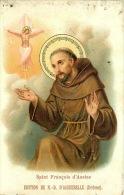 AIGUEBELLE   Saint François D'assise - Aiguebelle