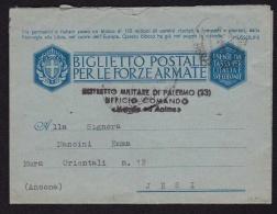 Italien Ganzsache 2. Weltkrieg (y138) - 1900-44 Victor Emmanuel III.