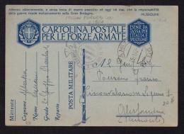 Italien Ganzsache 2. Weltkrieg (y139) - 1900-44 Victor Emmanuel III.