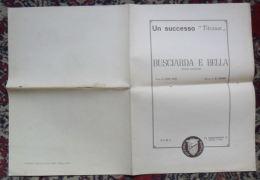 *SPARTITO - UN SUCCESSO DELLA TITANUS - BUSCIARDA E BELLA - BEGUINE NAPOLETANO - - Spartiti